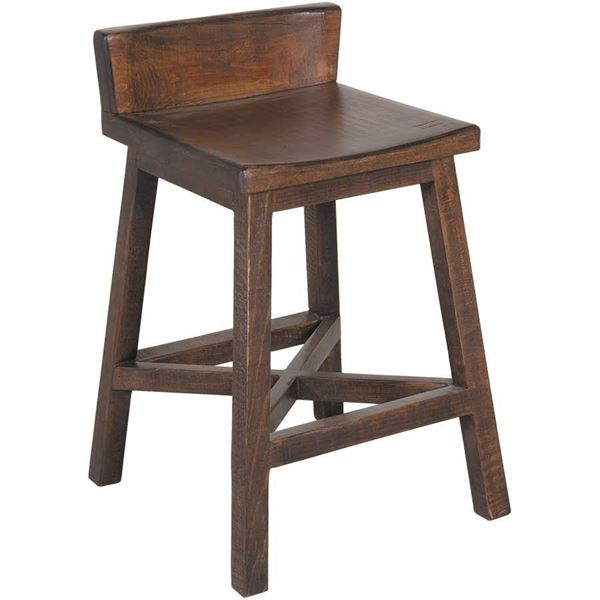 Pueblo 24 In Barstool Ifd360bs24 Artisan Home By Ifd Afw