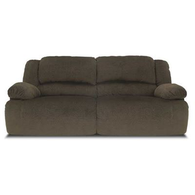 Picture of Chocolate Power Reclining Sofa