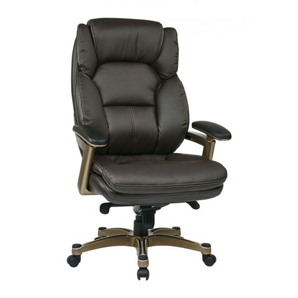 Java Bonded Leather Office Chair D