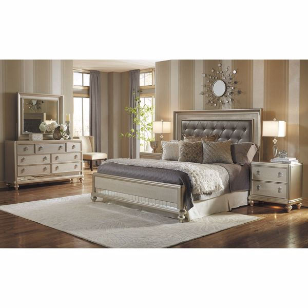Diva 5 Piece Bedroom Set | 8808-5PCSET | SAMUEL LAWRENCE | AFW