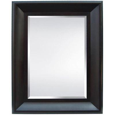 Picture of Dark Espresso Wall Mirror