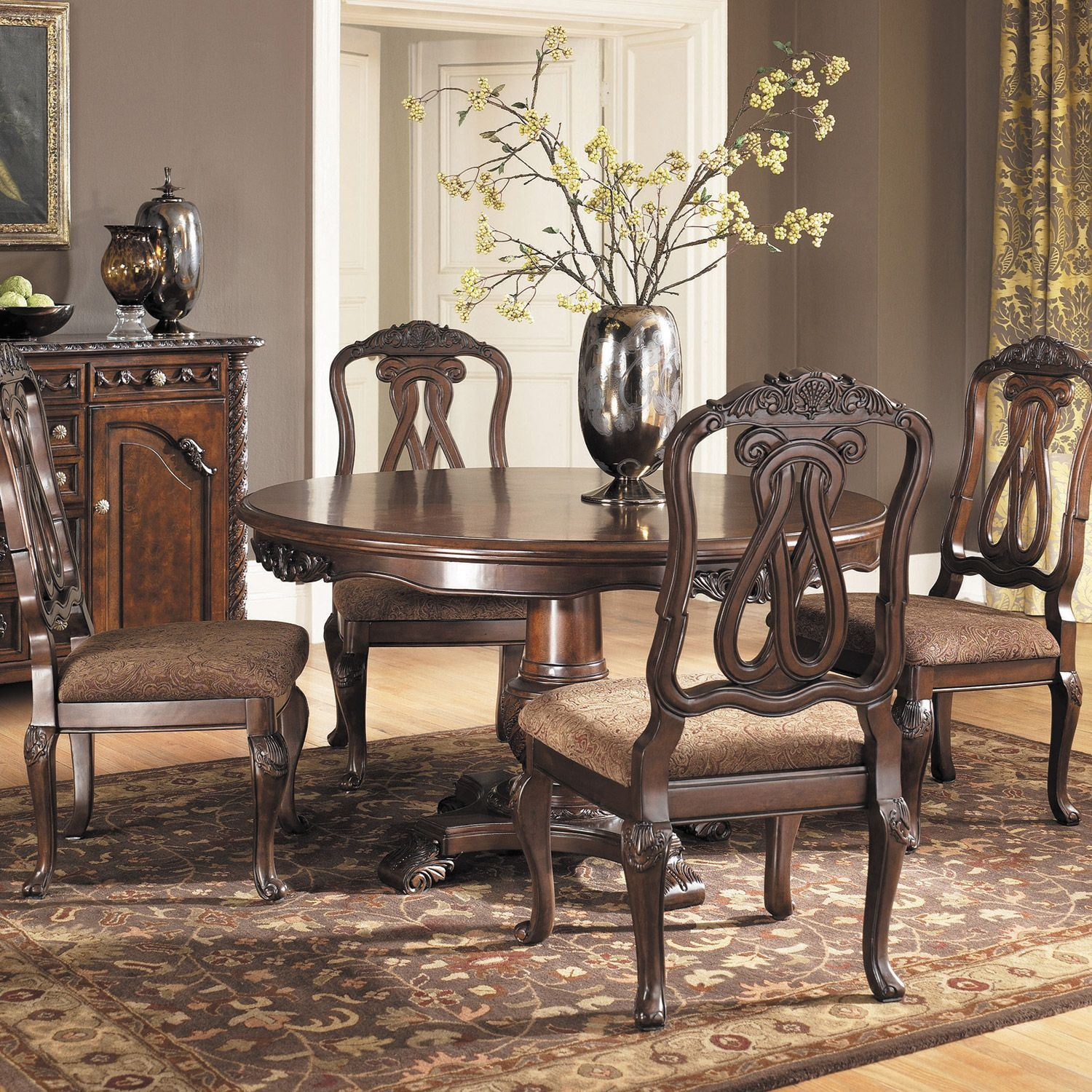 dining room with round tables ~ ktvb