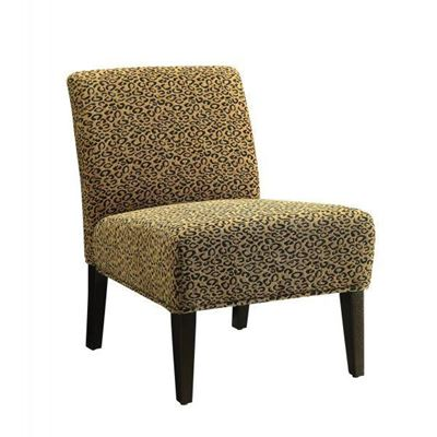 Picture of Accent Chair, Leopard *D