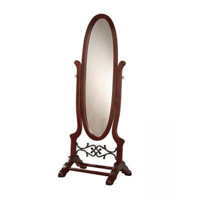 Imagen de Cheval Mirror, Brown Red *D