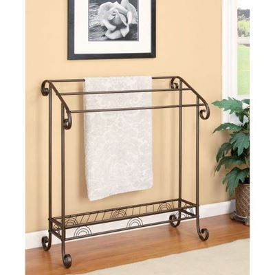 Picture of Towel Rack, Dark Bronze *D