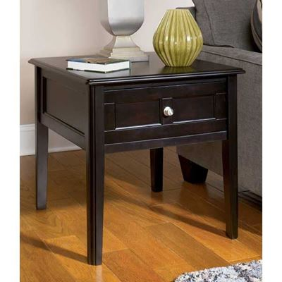 Imagen de Henning Rectangular End Table