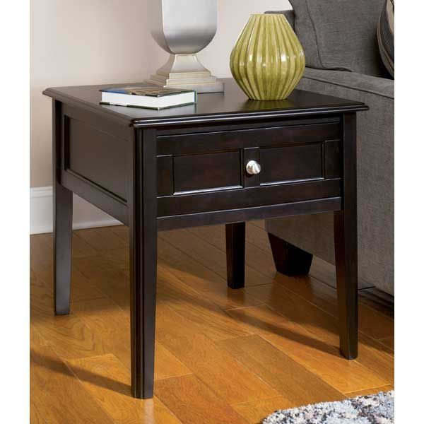 Ashley Furniture Manufacturing: Henning Rectangular End Table T479-3