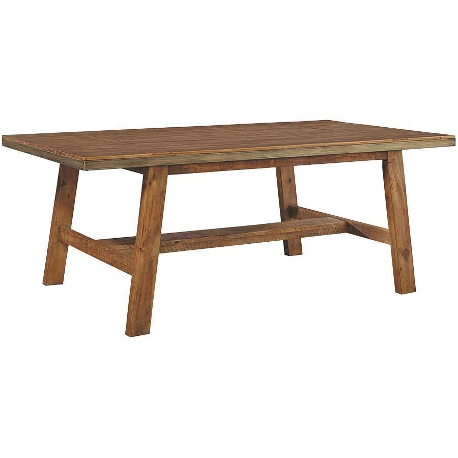 Don Dining Table D663 25 Ashley Furniture