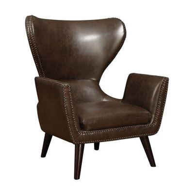 Picture of Accent Chair, Brown *D