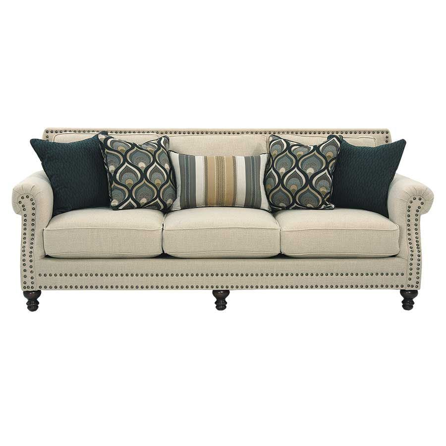 Oatfield sofa a 84a3 corinthian furniture a 84a3 afw Ashley home furniture weekly ad