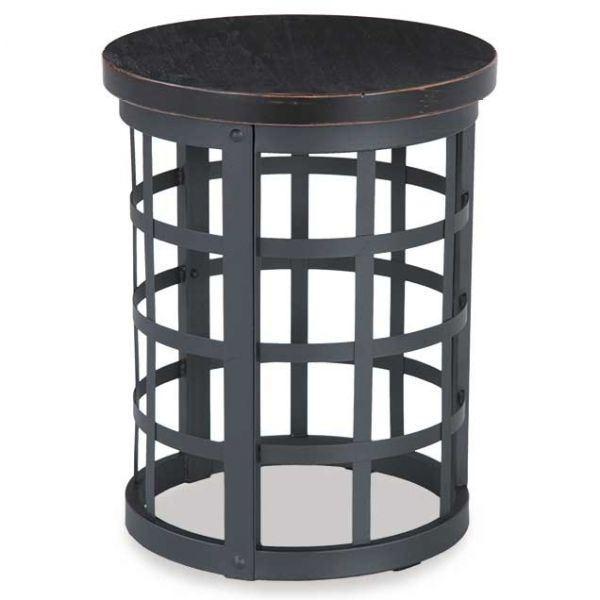 Marimon Round End Table