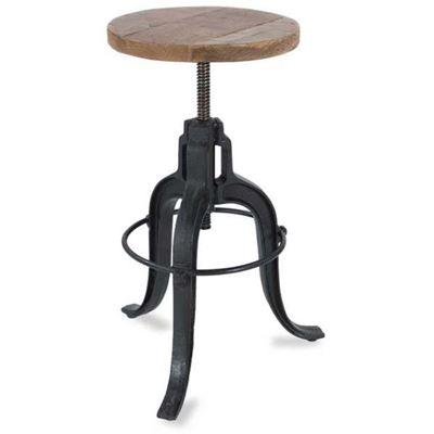 Imagen de Industrial Spin Seat Stool