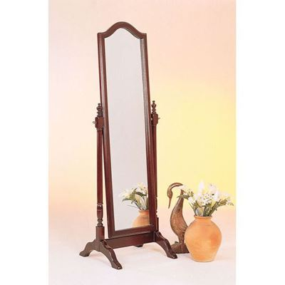 Imagen de Cheval Mirror,Brown Red *D