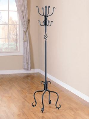 Picture of Coat Rack, Sandy Black *D