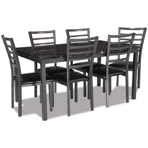 Natasha 7 Piece Dining Set