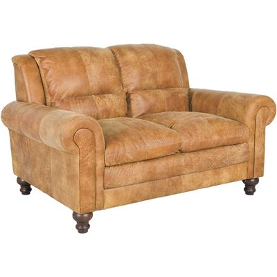 Picture of Alfred Italian All-Leather Loveseat
