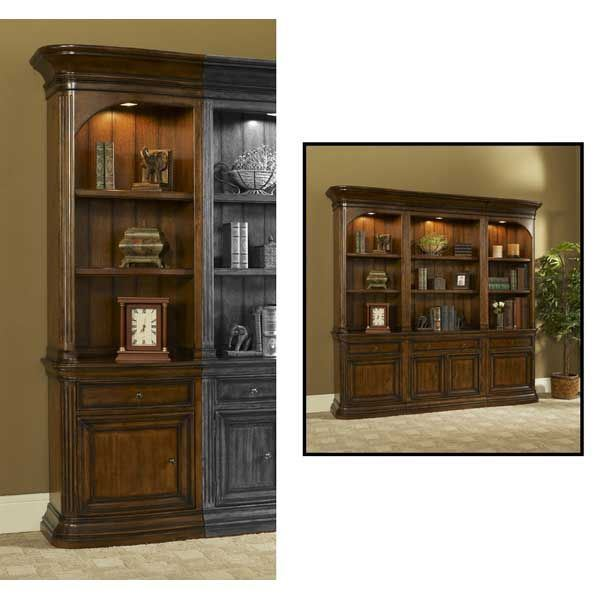 winsome left bookcase pier pwinbcl afw. Black Bedroom Furniture Sets. Home Design Ideas