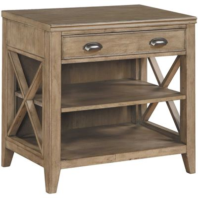 Picture of Camden Storage Bookcase Base
