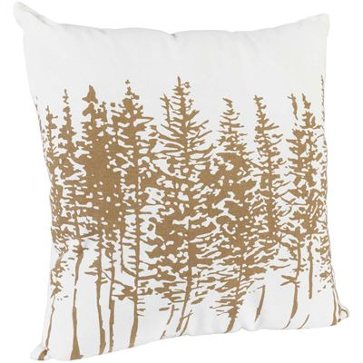Picture of Brown Forest Pillow 18 x 18 *P
