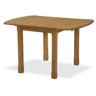 Imagen de Family Dining Drop Leaf Table