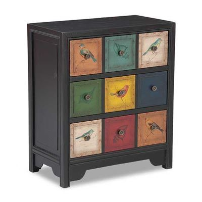 Picture of Bluebird Accent Chest