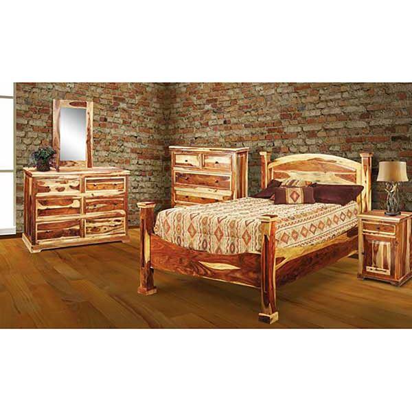 Picture Of Tahoe 5 Piece Bedroom Set