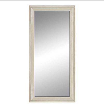 Imagen de Brushed Nickel Leaner Mirror