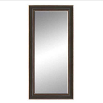 Picture of Antique Beveled Large Mirror
