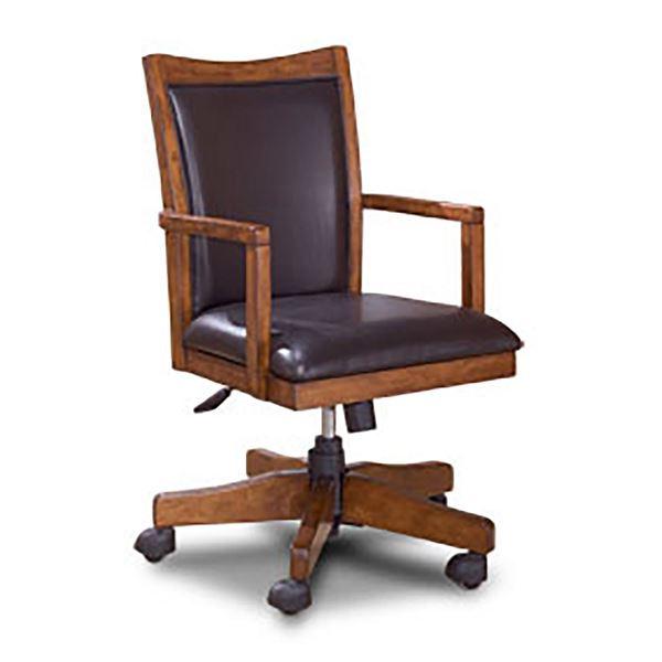 Cross Island Swivel Chair