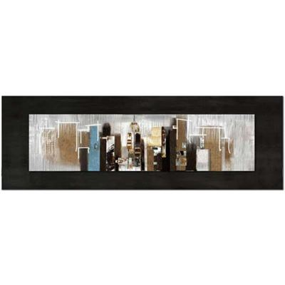 Picture of Street Scene Abstract Canvas &
