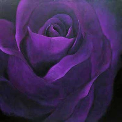 Picture of Precious I Purple Rose