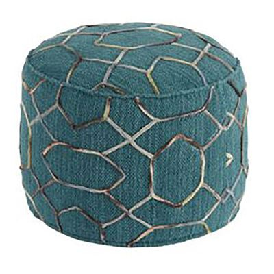 Picture of Overdyed Pouf *D