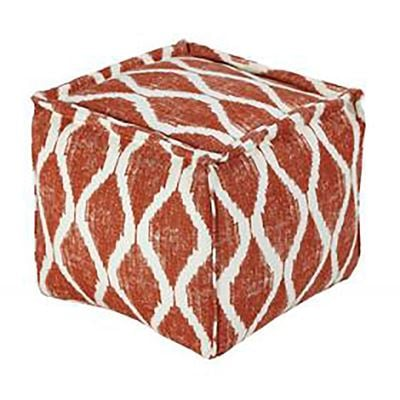 Picture of Patterned Pouf *D