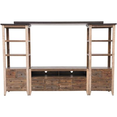 Picture of Antique Media Wall Unit