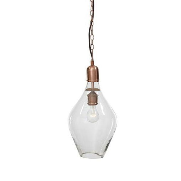 Picture of home accents glass pendant light 1 cn d