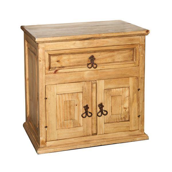 Picture Of Rustic Door Bureau