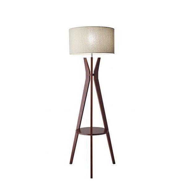 Bedford Shelf Floor Lamp