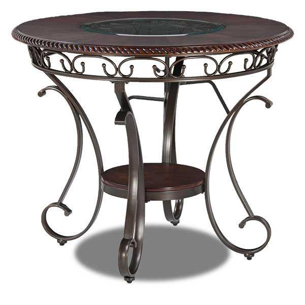 Glambrey Round Counter Table