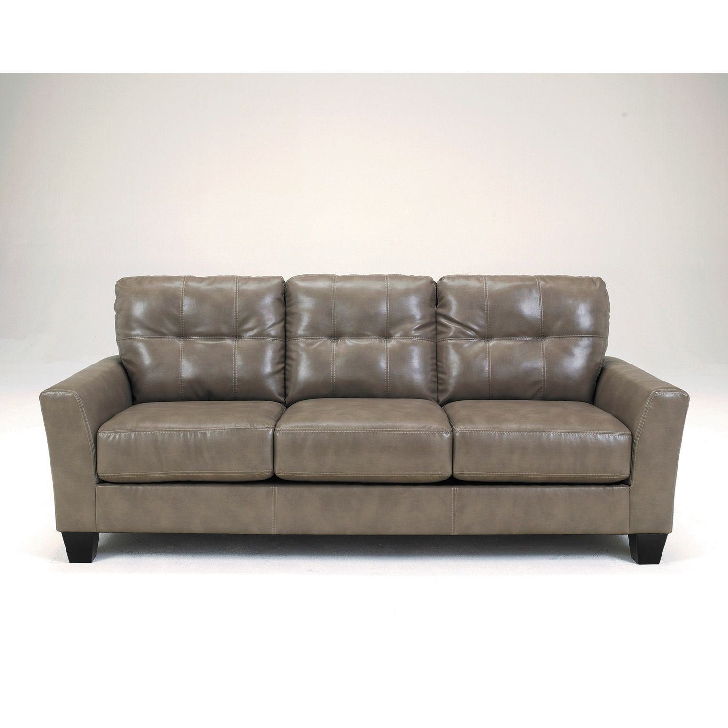 Quarry Bonded Leather Sofa 0B2 270S Ashley