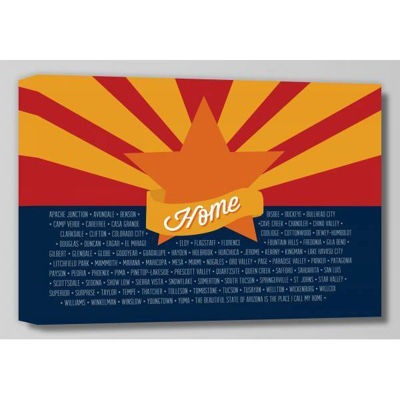 Picture of Arizona Flag 36x24 *D
