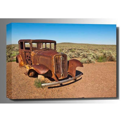 Picture of A Relic of the Old Route 66 36x24 *D