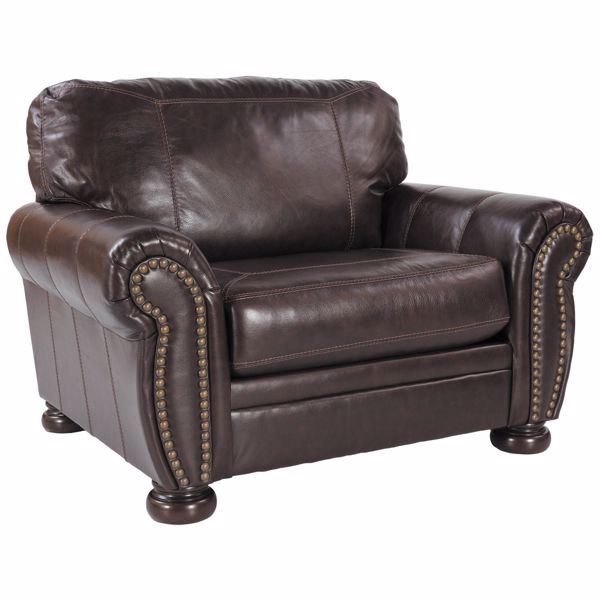 Banner Leather Chair