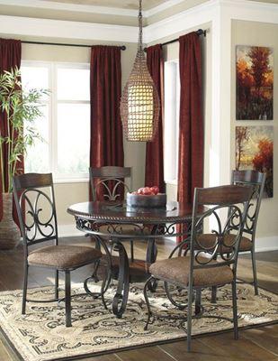 Imagen de Glambrey 5 Piece Dining Set