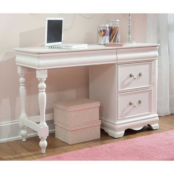 Gentil Jessica White Desk