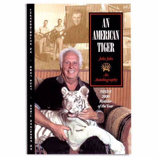 Awesome An American Tiger   Jake Jabs