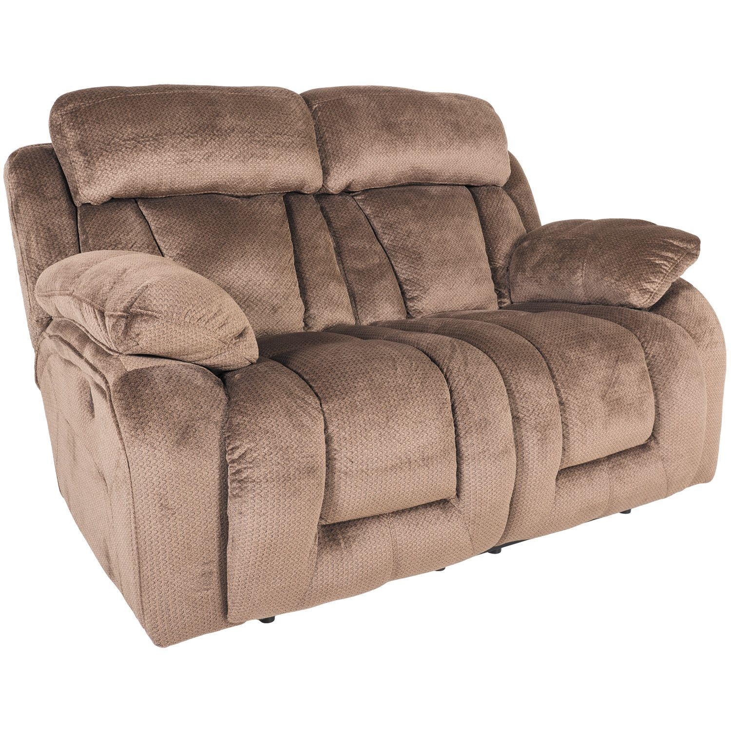 Chocolate Reclining Loveseat R 865rl Ashley Furniture Afw
