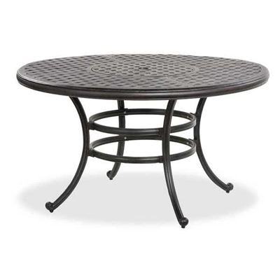 "Picture of Castle Rock 52"" Round Patio Table"
