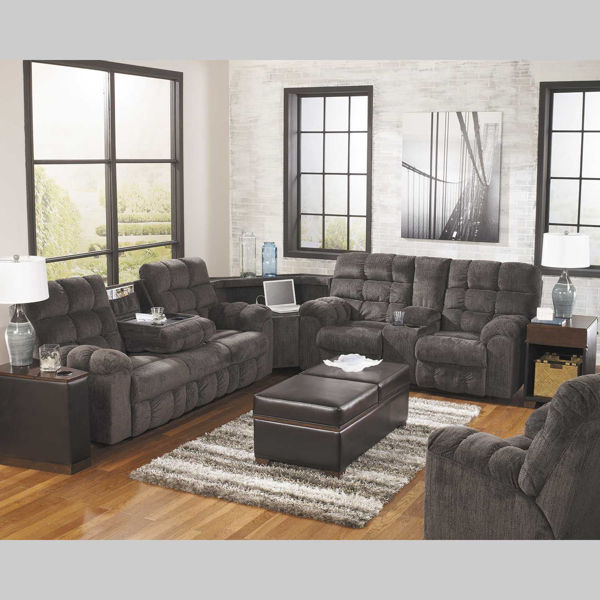 3PC Slate Reclining Sectional & 3PC Slate Reclining Sectional HH-583-3PC | Ashley 88 77 94 | AFW islam-shia.org
