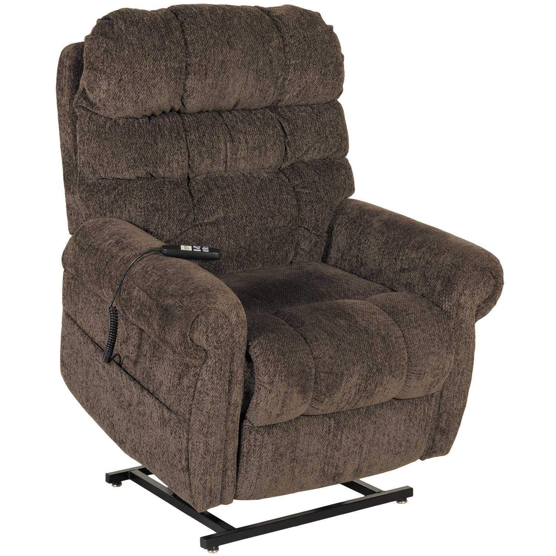 Ernestine Slate Power Lift Chair B 97601 Ashley
