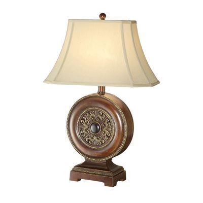 Imagen de Table Lamp, Brown *D